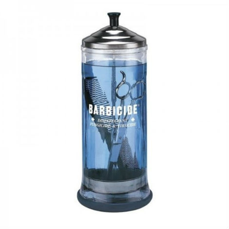 La eficacia de Barbicide está sobradamente reconocida, ya que este producto desinfectante también se utiliza en clínicas y hospitales