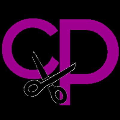 logo corporativo de la tienda Cortapelos y Planchas
