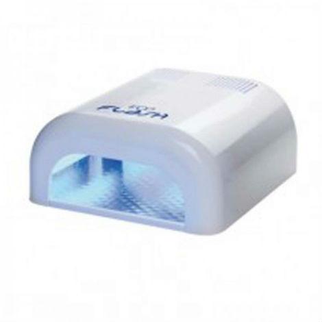 secador de uñas con lámparas ultravioleta
