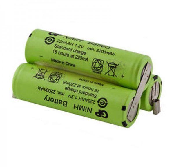 baterias para cortapelos moser