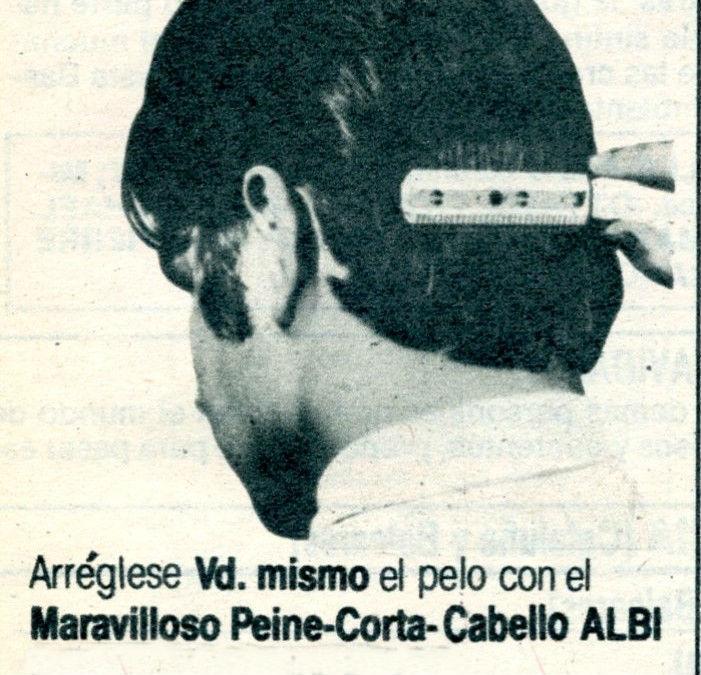Los inventores del cepillo corta cabello siguen fabricandolo 50 años después